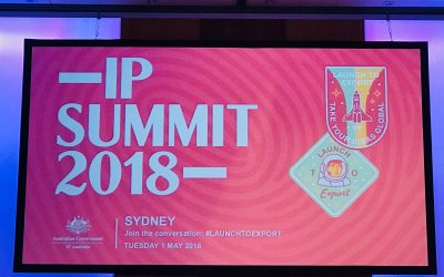 THE IP SUMMIT 2018 – Sydney